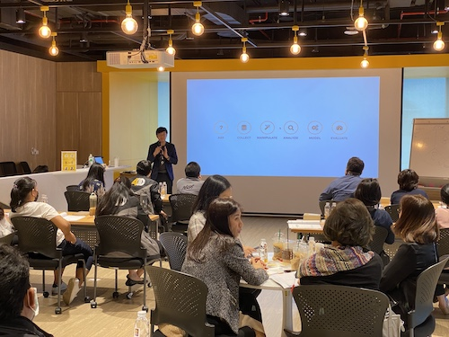 ภาพบรรยากาศ Workshop: Data Science For Business | Skooldio for Business