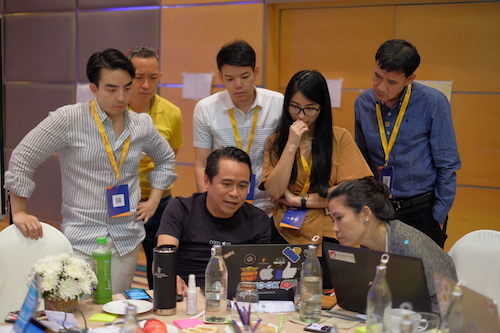 ภาพบรรยากาศ Workshop: Design Sprint | Skooldio for Business