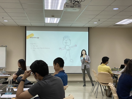 ภาพบรรยากาศ Workshop: Design Thinking | Skooldio for Business